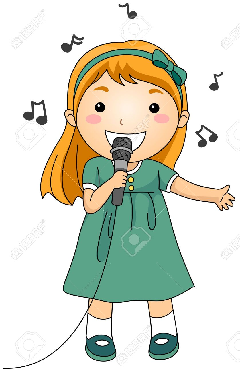 Singer clipart hobby Singer%20clipart Singers Images Clip Free