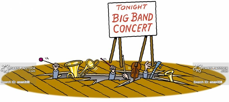 Singer clipart big band From pictures Big Big Band