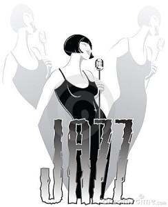 Singer clipart big band Jazz – Little Needed Singers
