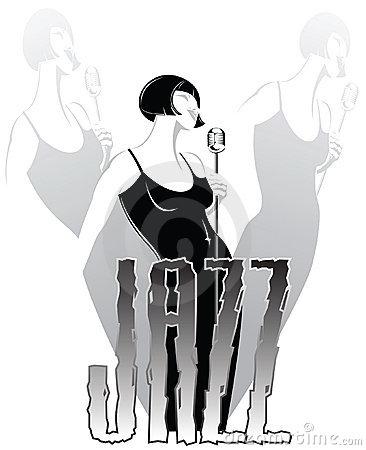 Singer clipart jazz singer Singer Jazz Jazz Download Singer