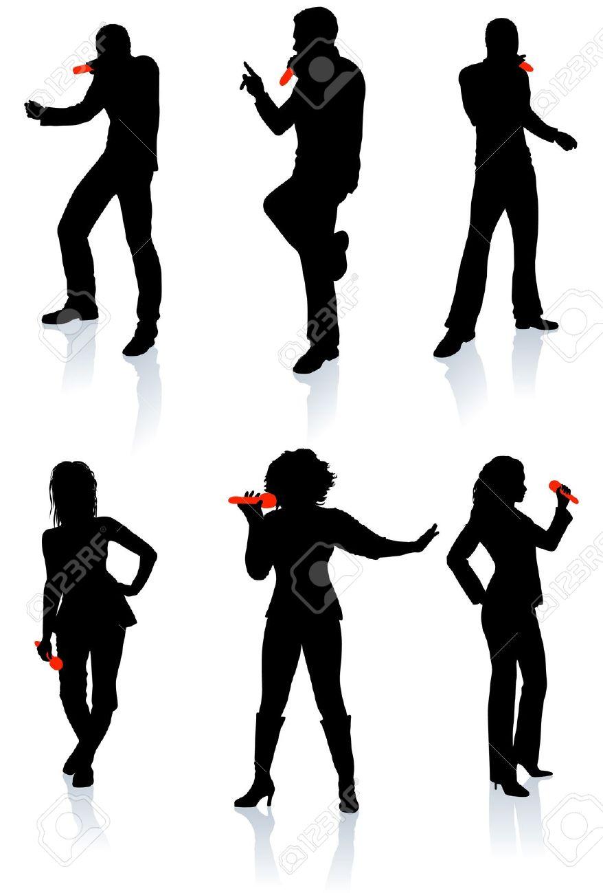 Singer clipart jazz singer Clipart Clipart Clipart Singer Singer