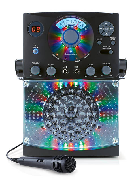 Singer clipart karaoke machine And  with Bluetooth Singing