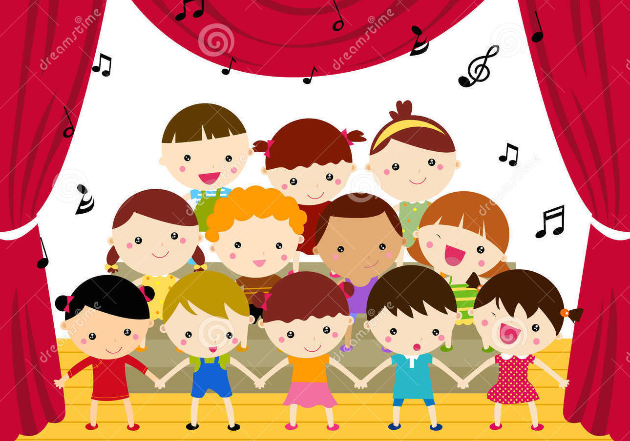 Singer clipart kid choir New also part learn while