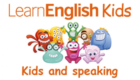 Singer clipart kid public speaking Speaking Kids British and TeachingEnglish