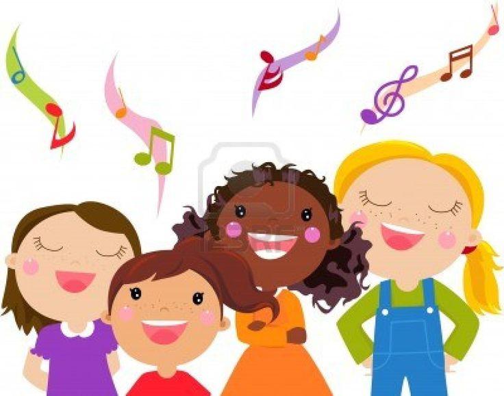 Child clipart singing song Classes 155 Pinterest Best