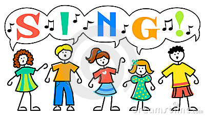 Child clipart singing song Http://www http://www Werribee singing singing