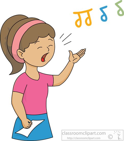Singer clipart music classroom With Classroom 616132 with in