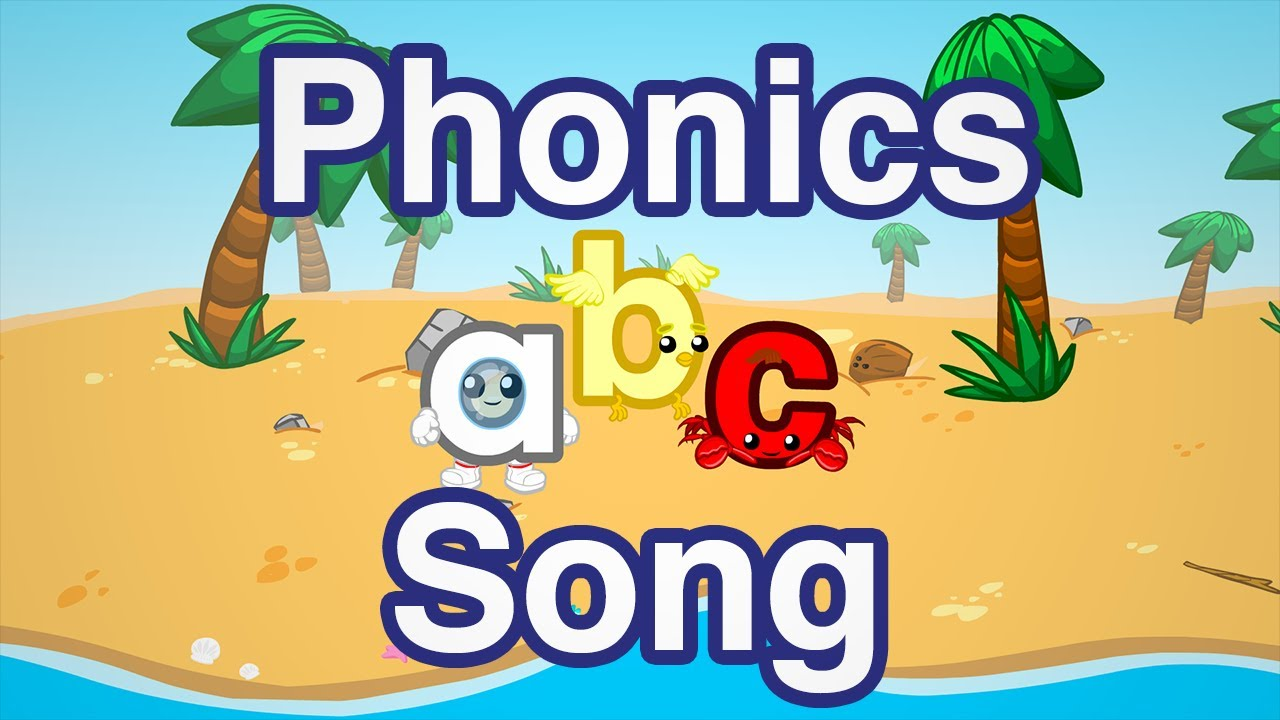 Singer clipart pleasant sounds This Phonics Song only Phonics