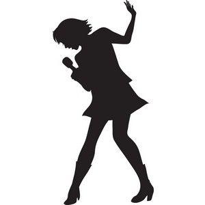 Shadows clipart singer  122 #8161f93323d4e821e527ecbca308a8a7 #10 singer