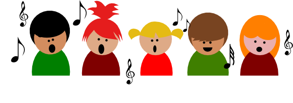 Child clipart singing song School have Parley We Music