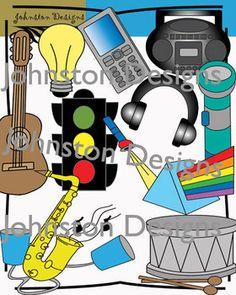 Singer clipart science sound Lab Light Science Sound Kids