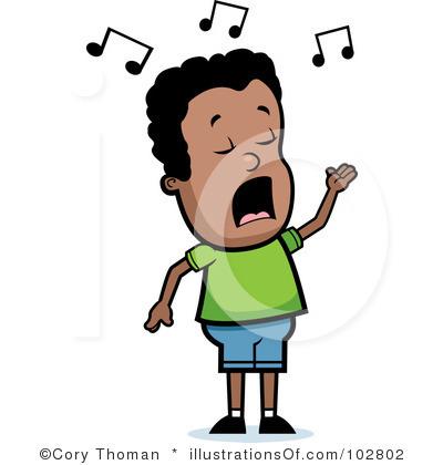 Singer clipart singing #102802 singer free clipart royalty