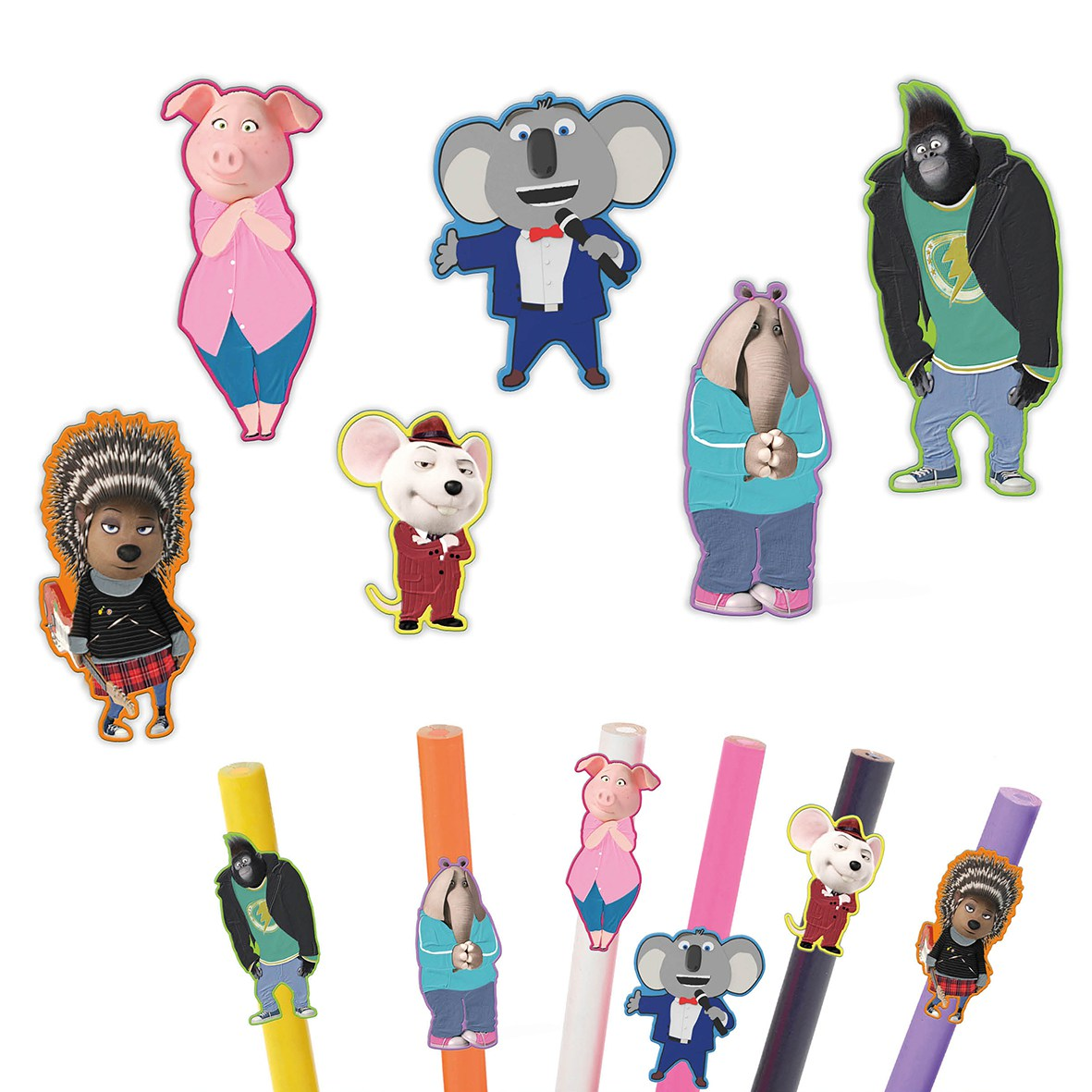 Singer clipart singing competition Movie Solitude Hampers! competition #singmovie