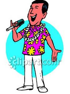 Singer clipart singing competition Singing Clipart Singing Man cliparts