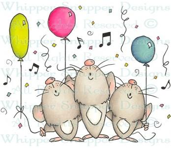 Singer clipart trio  Trio Singing Trio Stamps