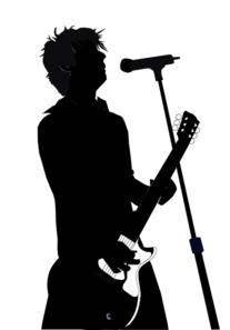 Singer clipart hobby Sing Clip at com Clip