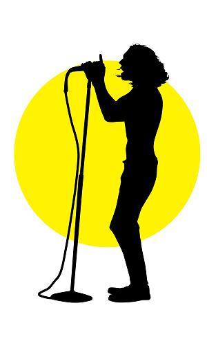 Singer clipart videoke Favorite Benefits a of form
