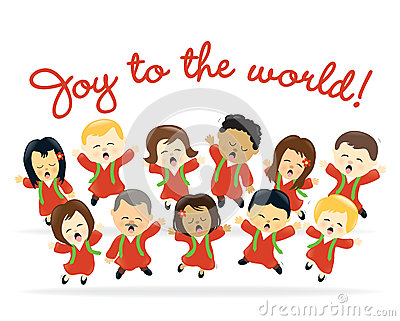 Singer clipart youth choir Image: clipart Youth singing collection