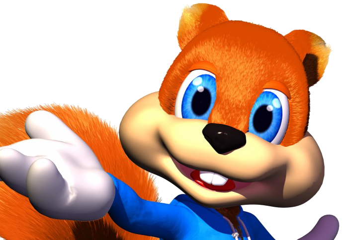 Single clipart conker Twitch of as Rare original
