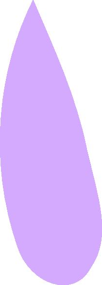 Petal clipart single Petal Lilac clipart Flower Clip