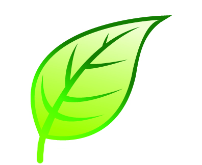 Single clipart green leave Going Go 2017 Green Council