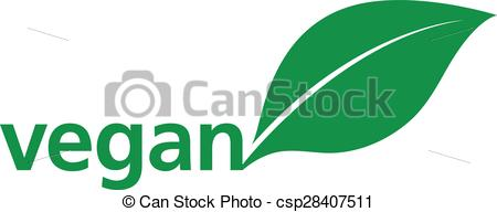 Single clipart green leave With with Vector green