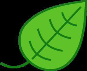 Single clipart green leave Art Green Art Clip Leaf