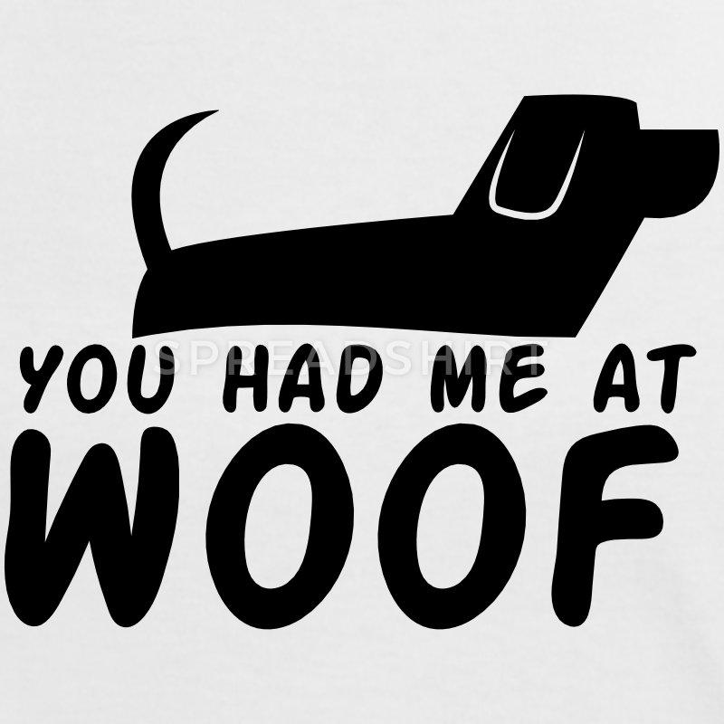 Single clipart had Design single had WOOF puppy