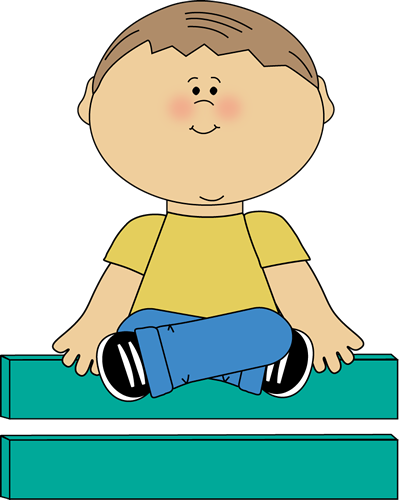 Sitting clipart Clipart kid collection clipart sitting