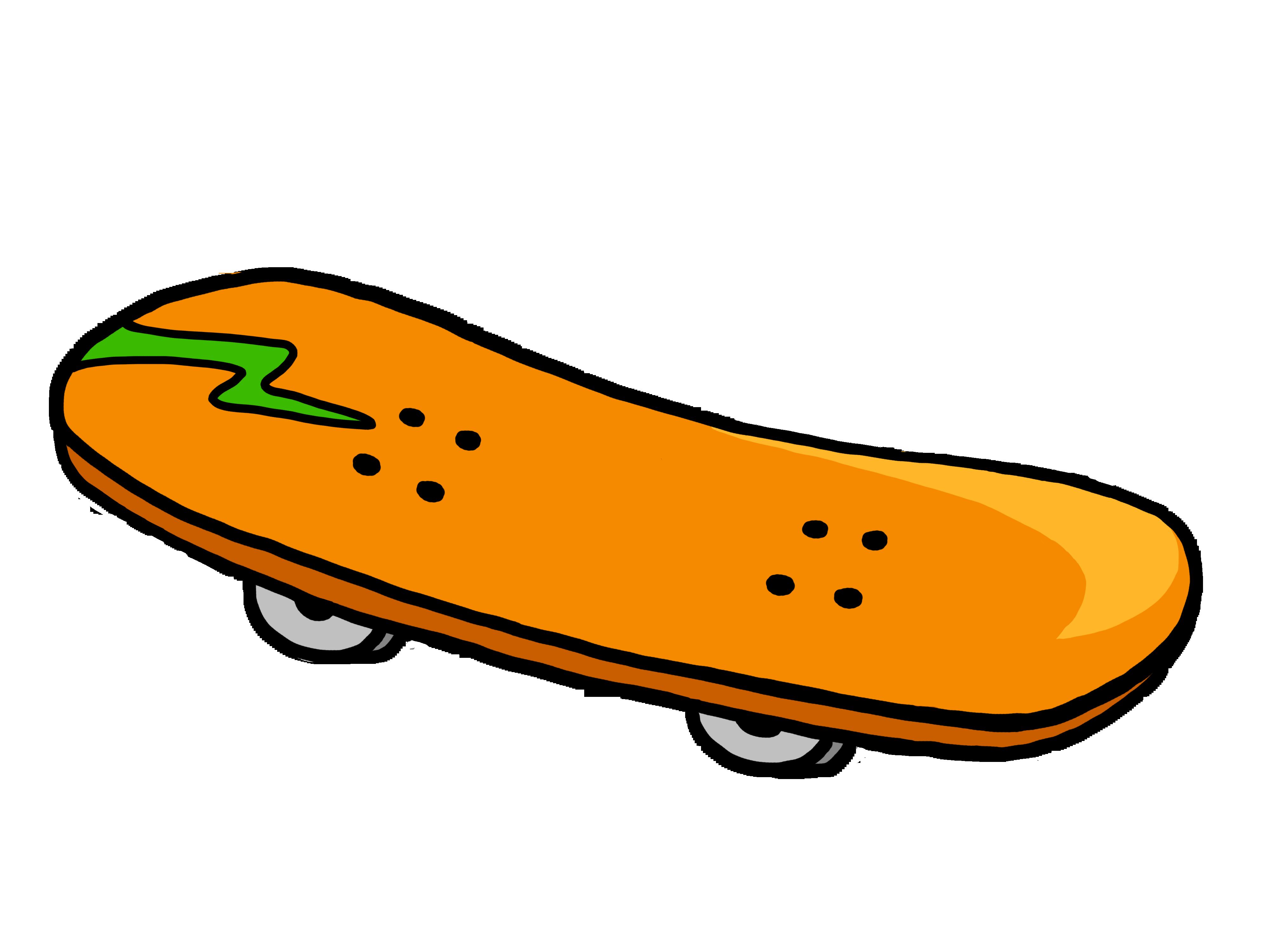 Skateboard clipart Clipart Clipart skateboard Clipart clipart