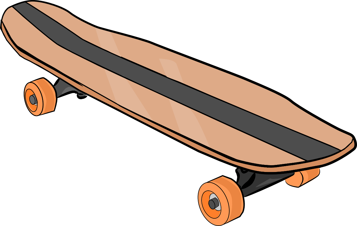 Skateboard clipart adolescent Panda Skateboard clipart Clipart Free