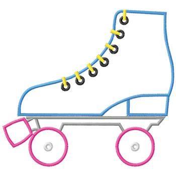 Blue clipart roller skate Roller cake Clipart ideas Roller