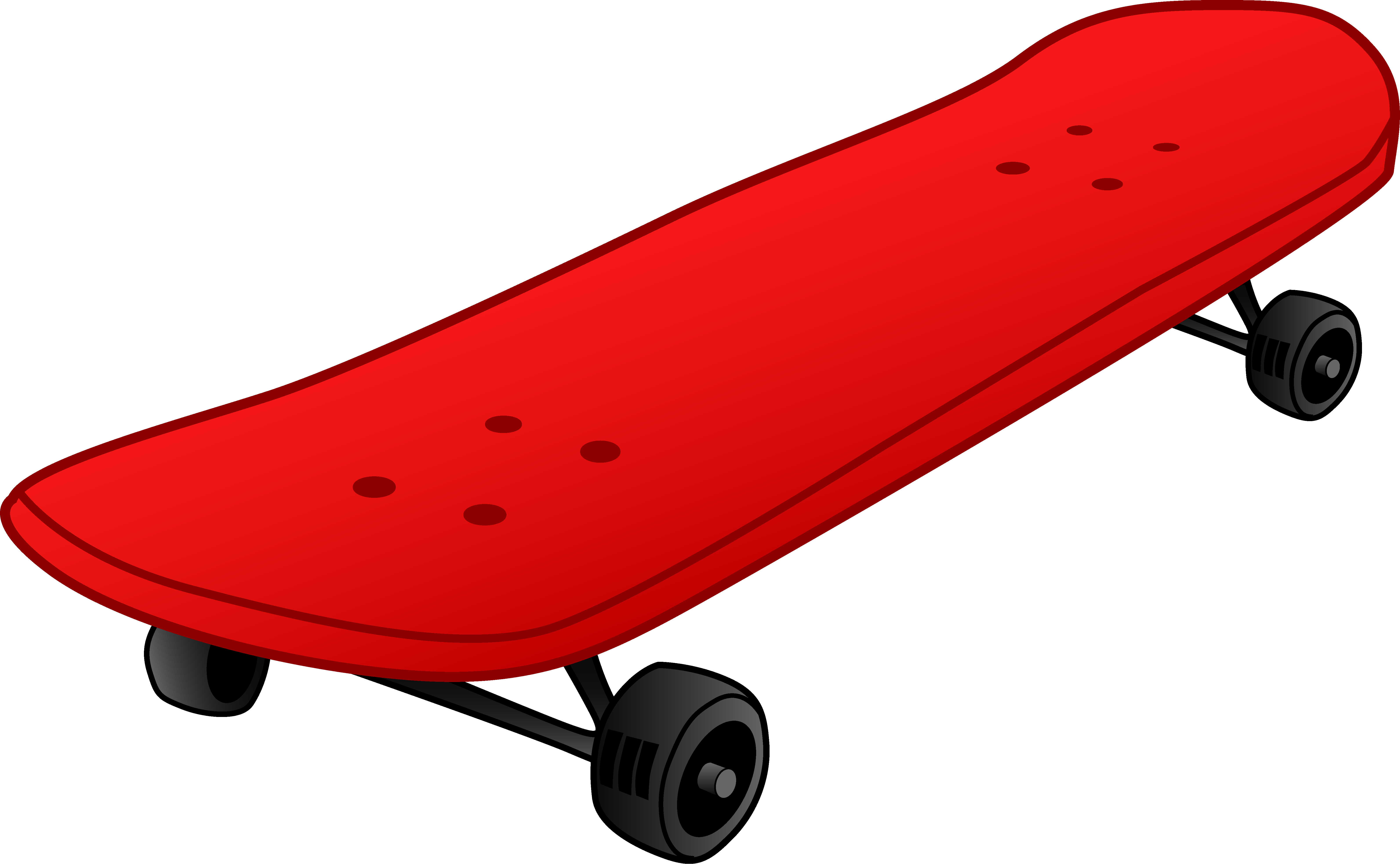 Skateboard clipart transparent Images Download PNG HD PNG