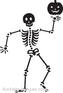 Sleleton clipart Clipart Happy Skeleton Clipart Download