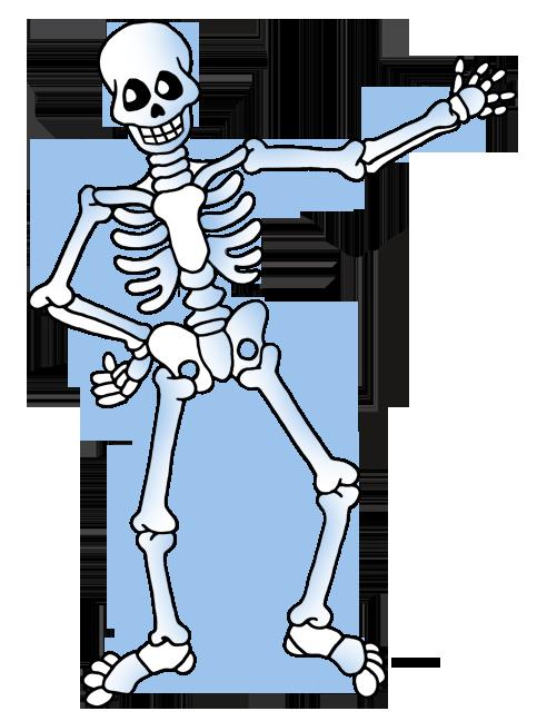 Skeleton clipart Clipart Art public halloween Free