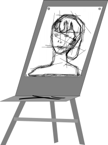 Sketch clipart calendar Sketch Art Portrait Clip Sketch