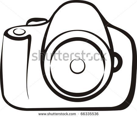 Photography clipart simple camera Camera ideas on 20+ outline