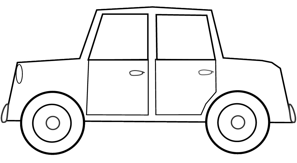 Vehicle clipart coloring Get 17cm 17cm Flickr you