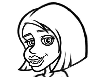 Sketch clipart cartoon Art  Vespa Other Clip