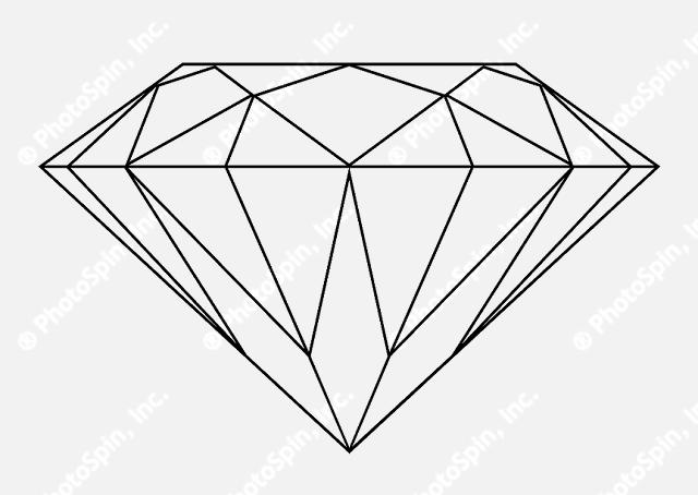 Sketch clipart diamond outline Ideas Google Muller Pinterest Google
