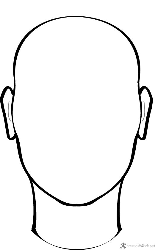 Sketch clipart face 20+ on Best to to