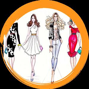 Sketch clipart fashion design Android Fashion Google sketches design