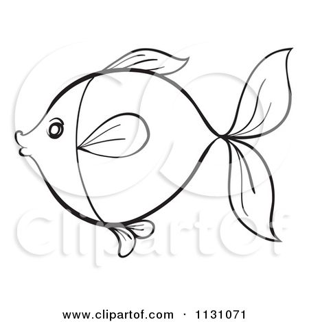 Sketch clipart fish Designs fish White best images