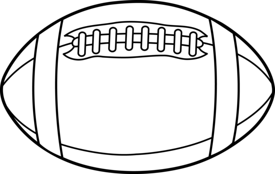 Sketch clipart football White Football And football Free