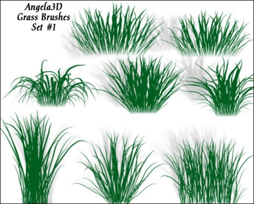 Sketch clipart grass –  Seed Brushes 60+