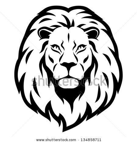 Sketch clipart lion profile Lion on Download Drawing CMYK