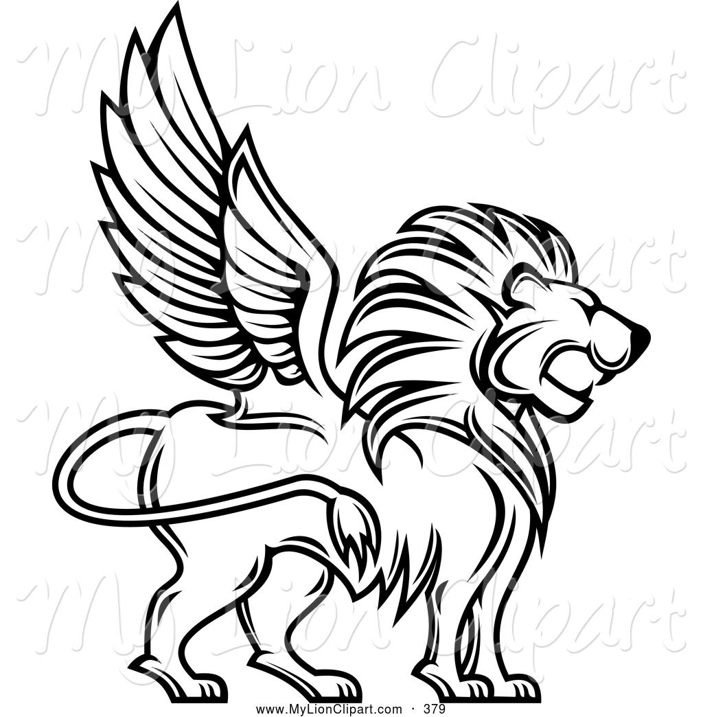 Sketch clipart lion profile Clipart Clipart Free Profile Panda