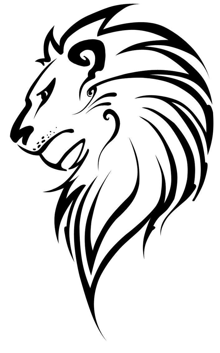 Mountain Lion clipart tribal #3
