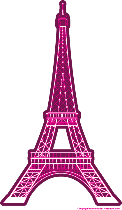 Sketch clipart paris To Free Eiffel Tower Click