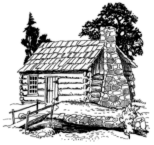 Old House clipart the woods clipart 1 art #21324 vector at